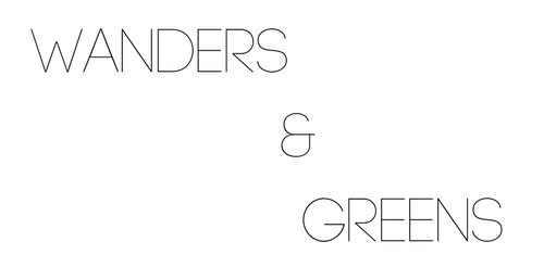 Wanders and Greens